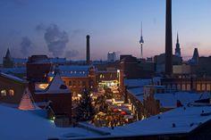 Lucia Berlin Weihnachtsmarkt