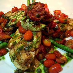 Flavorful Italian Chicken - http://www.lovesimplecooking.com/flavorful-italian-chicken/