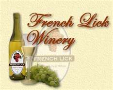 French Lick Winery,  Indiana. Definitely going to visit the winery! :)