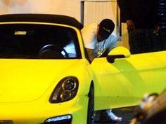 Naldo curte balada com filho e carro que pode valer R$ 490 mil (Webert Belizio…