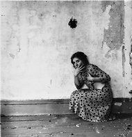 Francesca Woodman show at the Guggenheim in March, SO want to see this.