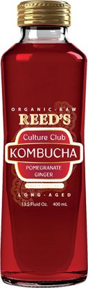 Reed's Culture Club Kombucha | Reeds, Inc.Reeds, Inc.