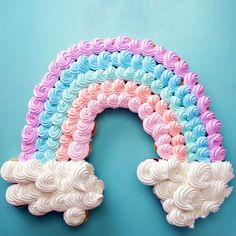 Diy Unicorn Birthday Party, Rainbow Birthday, First Birthday Parties, Unicorn Crafts, Diy Birthday Decorations, Barbie, Feels, Twitter, Birthday Balloon Decorations