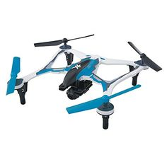 Dromida XL First Person View Ready-To-Fly 370Mm Radio Control Drone with 1080P HD Camera, Blue