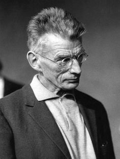 """These throw no light on my work,"" Samuel Beckett said of his letters, but he was wrong. http://www.nytimes.com/2014/12/14/books/review/the-letters-and-poems-of-samuel-beckett.html"