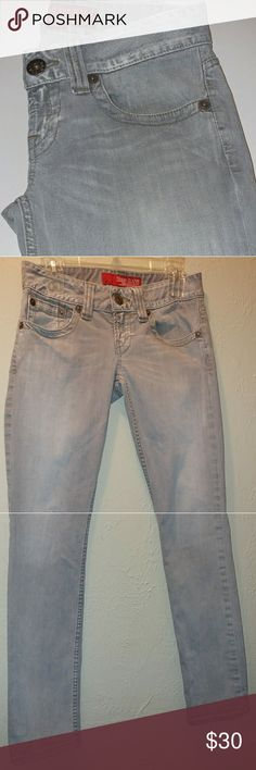 """Guess low cut skinny jeans Used, Grey, Stretch denim, size 28, 32"""" inseam Guess Jeans Skinny"""