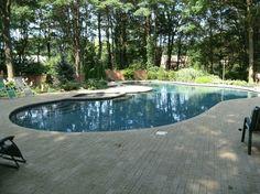 Suntek Inground pool Design