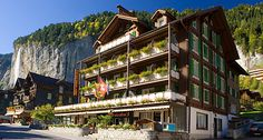 Lauterbrunnen | Switzerland The World Most Beautiful Place