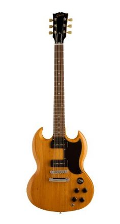 Gibson SG Special 60s Tribute Electric Guitar, Worn Natural $799.00