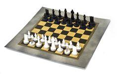 Matt - recycle cardboard chess - aquapotabile.com