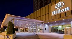 The hotel chain Hilton Worldwide Holdings announced Tuesday that cyber criminals stole credit card information from some of its point-of-sale systems.