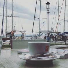 Coffee, Preveza, Sailing, Greece