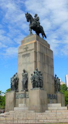 Foto: Monumento ao General Deodoro - Centro - Rio de Janeiro