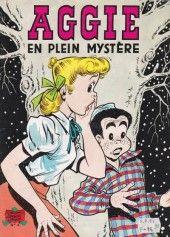 Aggie (SPE) -4a- Aggie en plein mystère