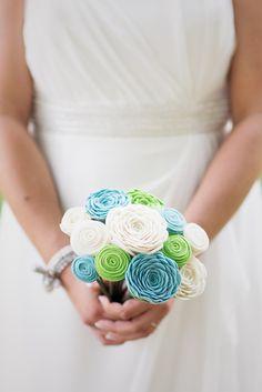 fabric bouquet Wedding Bouquets, Wedding Flowers, Fabric Bouquet, Alternative Bouquet, Creative Workshop, Nontraditional Wedding, Diy Flowers, Wedding Engagement, Wedding Planner