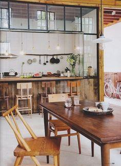 Un kitchen style