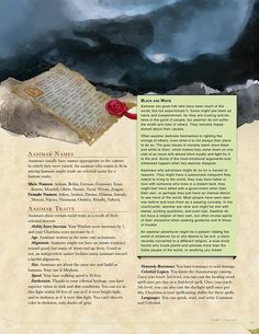 Click image for larger version. Name: Aasimar Views: 334 Size: MB ID: 63924 Dungeons And Dragons Races, Dungeons And Dragons Homebrew, Aasimar 5e, Character Creation, Character Ideas, Character Design, Dnd Stats, D D Races, Character