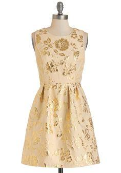 Gleam and Glimmer Dress | Mod Retro Vintage Dresses | ModCloth.com