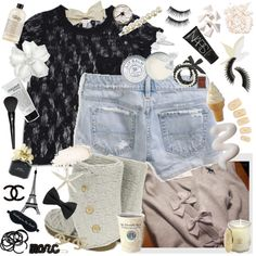 """""""Untitled #237"""" by nerdychic-xx ❤ liked on Polyvore"""