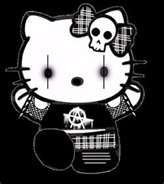 Now I can say it and really mean it, lol: I heart hello kitty. (H-e-l-l-o, blasting through your stereo! K-i-t-t-y...)