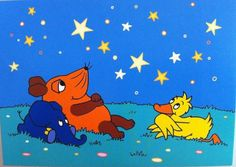 Die Sendung mit der Maus.  OMG, used to watch this all the time, a long, long time ago.