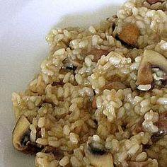 Rezept Risotto mit Champignons von Tulepina - Rezept der Kategorie sonstige Hauptgerichte