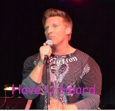 Can't believe Steve Burton is leaving General Hospital.