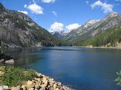 Eightmile Lake — Washington Trails Association  Part of the Enchantments