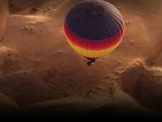 www.ballooning.ae, Hot Air Balloon Ride in Dubai