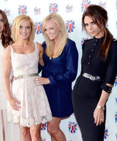 This Spice Girl just got married and her wedding dress is GORGEOUS