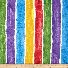 Designed by Eric Carle for Andover Fabrics, this cotton print fabric is perfect for quilting, children's fashion apparel and accessories or home décor accents. Colors include orange, blue, green, yellow and red.