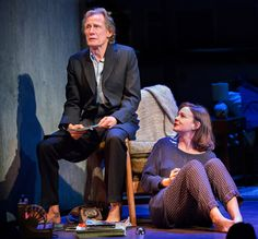 Review: 'Skylight,' With Carey Mulligan and Bill Nighy, Opens on Broadway - NYTimes.com