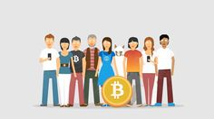 Bitcoin is the first decentralized digital currency. Bitcoins are digital coins that you can send throught the internet.