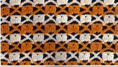 Punto 65 tejido a crochet