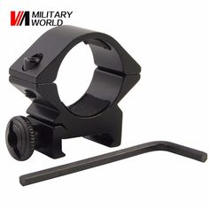 Find More Scope Mounts & Accessories Information about Tactical Airsoft 25.4mm Low QD Quick Release Flashlight Scope Outdoor Hunting 20mm RIS Ring Mount Pacatinny Weaver Rail,High Quality weaver rail,China ris ring Suppliers, Cheap mount rail from Mlitary World Store on Aliexpress.com