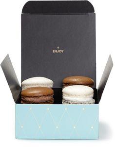 Neu bei uns sind auch unsere kleinen 4-er Boxen. Alles zum Thema Give Aways und Kundenpräsente findet ihr auf unsere Webseite www.sweetcouture.de! Enjoy