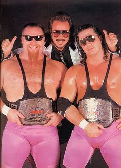wwf hart foundation - Google Search