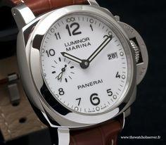 Montre de luxe Officine Panerai PAM 523