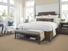 Carpet Flooring - HGTV Home Flooring by Shaw | High Style Texture TV138 Hazel Nut