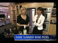 Best Summer Wines for Barbecue + Seafood: CTV News - Natalie MacLean Sauvignon Blanc, Barbecue, Wines, Red Wine, Seafood, Coat, Summer, Fashion, Sea Food