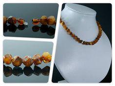 Collar de ambar baltico   ( baltic amber necklace)  www.ambarico.com