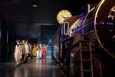 Le défilé Louis Vuitton automne-hiver 2012-2013