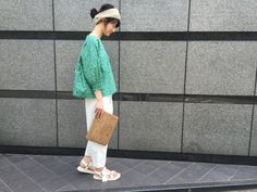 shibuya recommend farmers pants