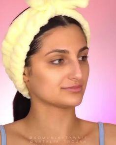 Sexy Makeup, Crazy Makeup, Makeup Inspo, Hair Makeup, Facial Routine Skincare, Diy Sheet Mask, Skin Care Tips, Hair Care, Hair Beauty