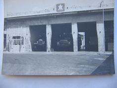 """Antiguo """"Cuartel de Bomberos"""", frente al Parque Central"""