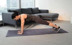 The No-Equipment Arm Workout You Can Do ANYWHERE - SELF
