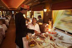 "Luxury Train ""Maharajas' Express"""
