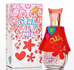 love the packaging - oilily parfume - www.oililyworld.com