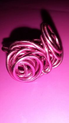 Anillo rosa#2