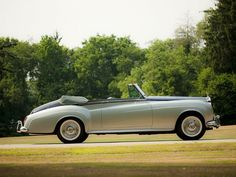 1961 Rolls-Royce Silver Cloud II Drophead Coupé